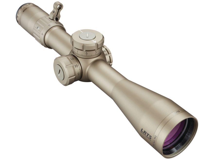 Bushnell Elite Tactical LRTSRifle Scope 30mm Tube 3-12x 44mm Side Focus 1/10 Mil Adjus...