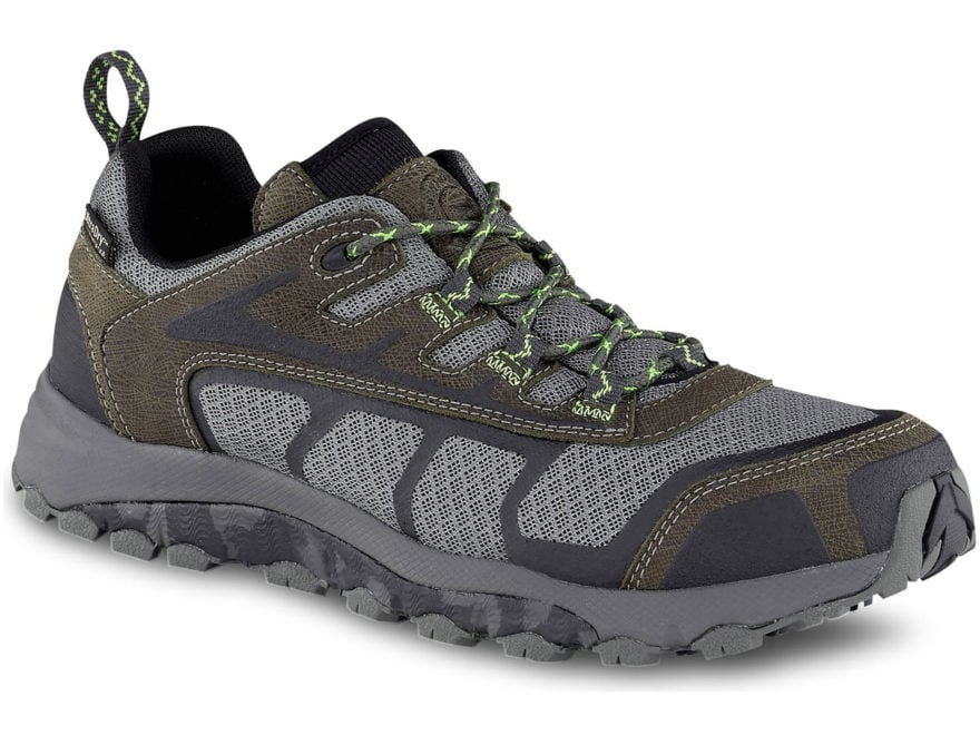 "Irish Setter Drifter 4"" Oxford Waterproof Hiking Shoes Leather/Nylon Men's"