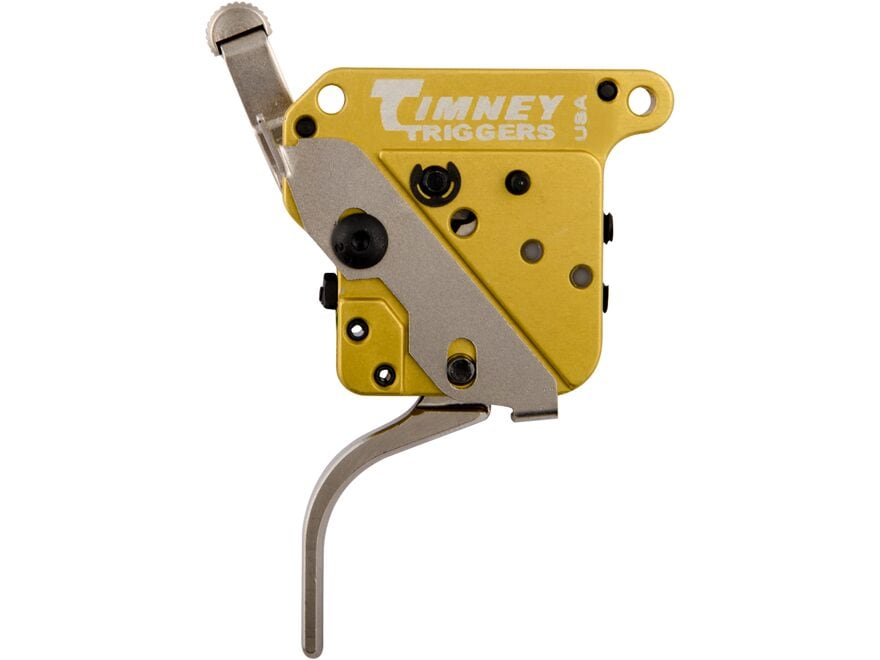 Timney Calvin Elite Rifle Trigger Remington 700, 40X Straight 8 oz to 2-1/2  lb