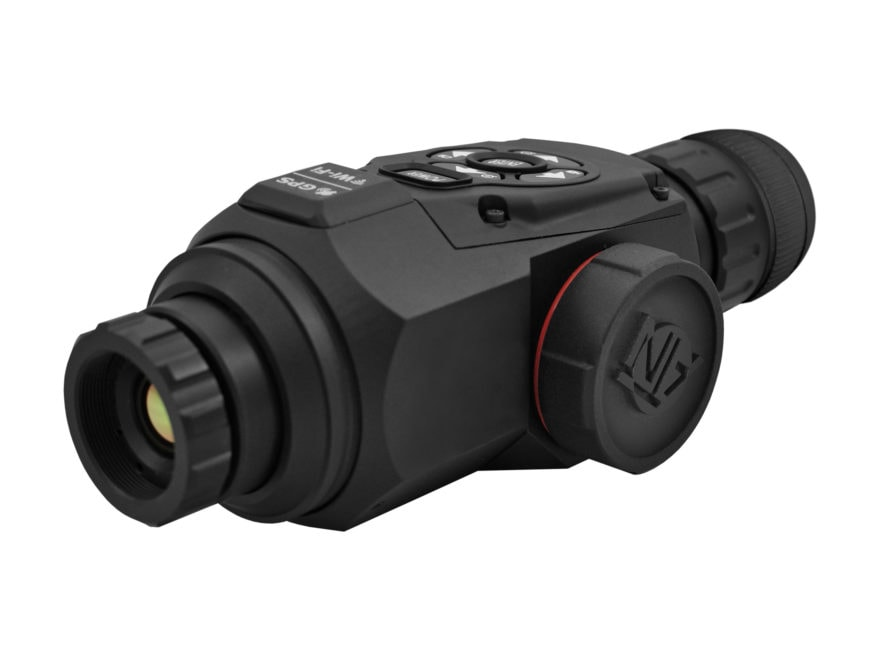 ATN OTS HD Thermal Monocular 1-10x 19mm 640x480 with HD Video Recording, Wi-Fi, GPS, Sm...