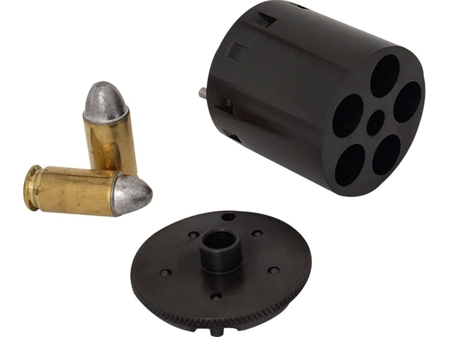 Howell Conversions Cylinder 44 Caliber Uberti 1858 Remington Army Steel Frame Black Pow...
