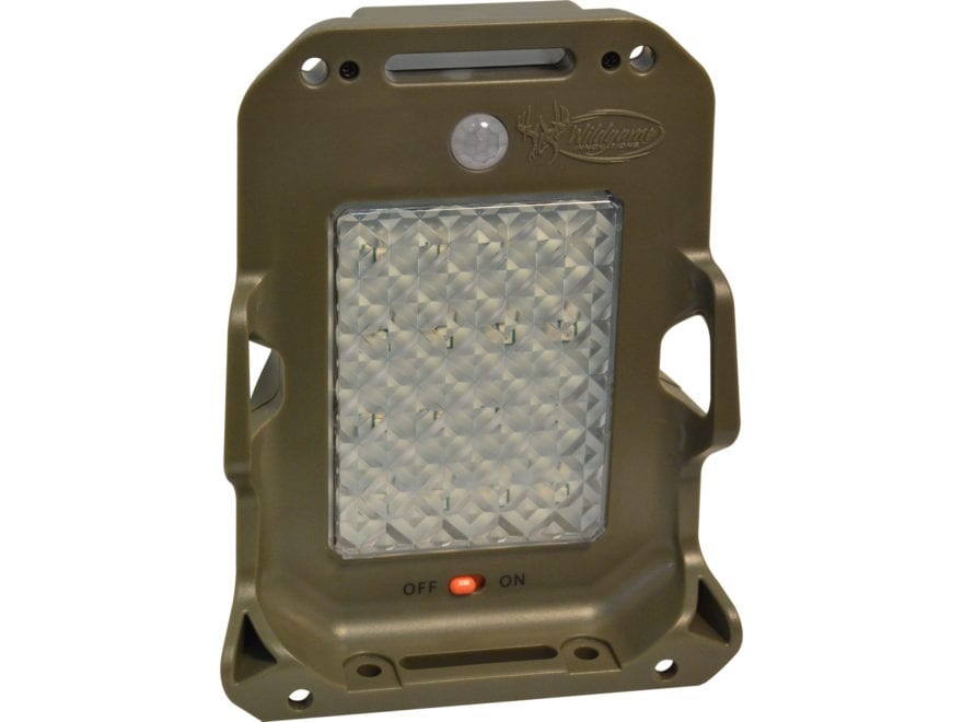 Wildgame Innovations Moonshine Motion Activated Feeder Light