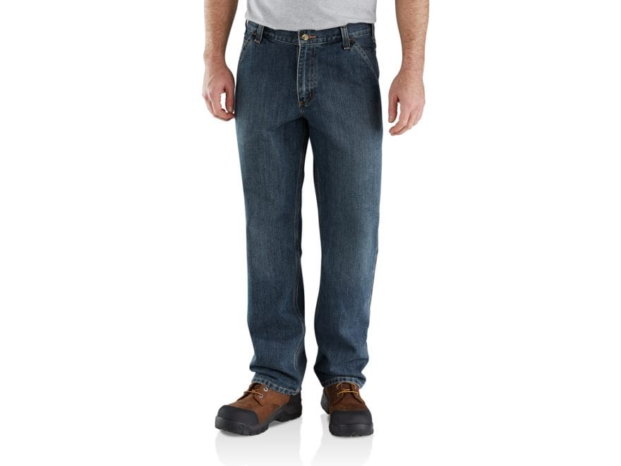 Carhartt Men's Relaxed Fit Holter Dungarees Cotton/Polyester