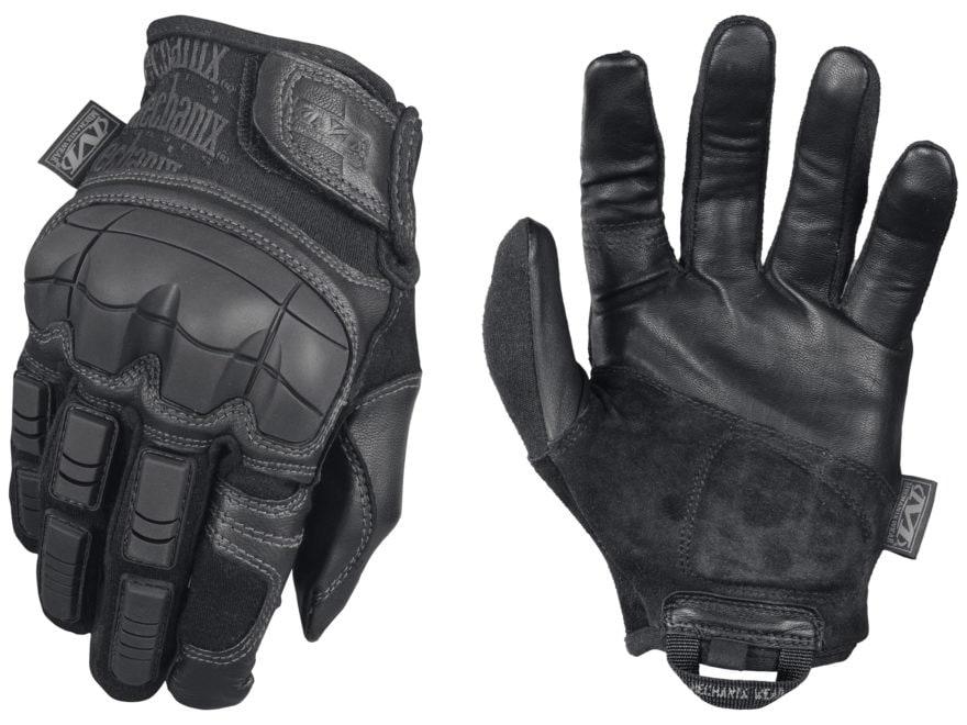 Mechanix Wear Breacher Tactical Gloves Synthetic Blend Covert