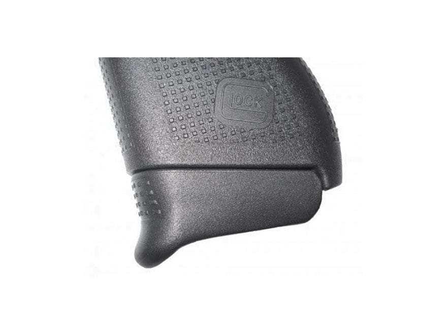 Pearce Grip Magazine Base Pad Glock 43 Plus One Polymer Black