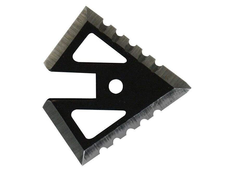 Magnus Black Hornet Ser-Razor Main Blade Replacement Blades 100 Grain Stainless Steel P...
