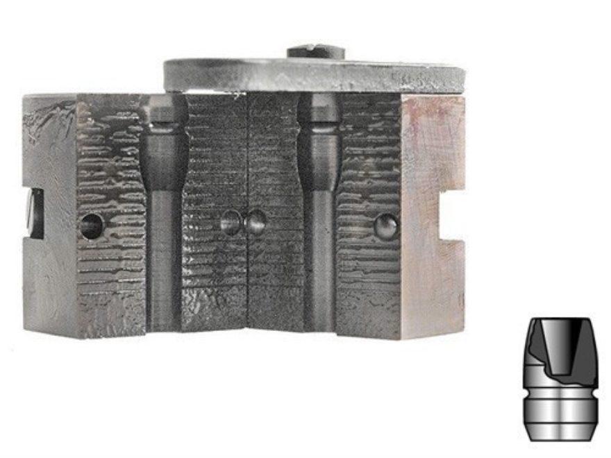 Lyman 1-Cavity Bullet Mold #356637 9mm (356 Diameter) 124 Grain Devastator Hollow Point...