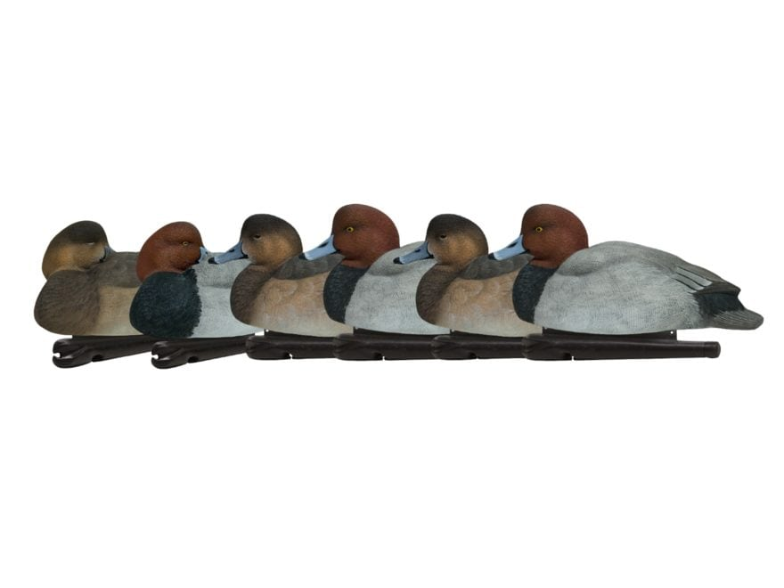 Avian-X Top Flight Redhead Duck Decoy Pack of 6