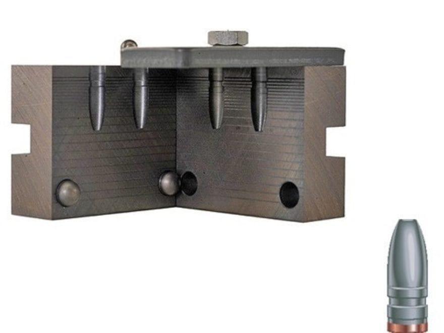 RCBS 2-Cavity Bullet Mold 22-055-SP 22 Caliber (225 Diameter) 55 Grain Semi-Point Gas C...