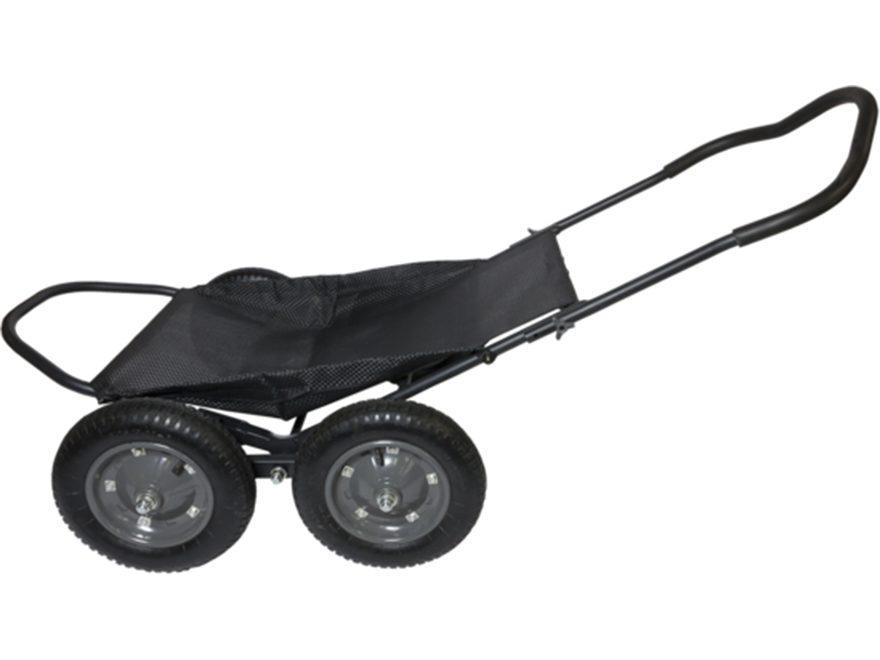 Hawk Crawler Game Cart Steel Black
