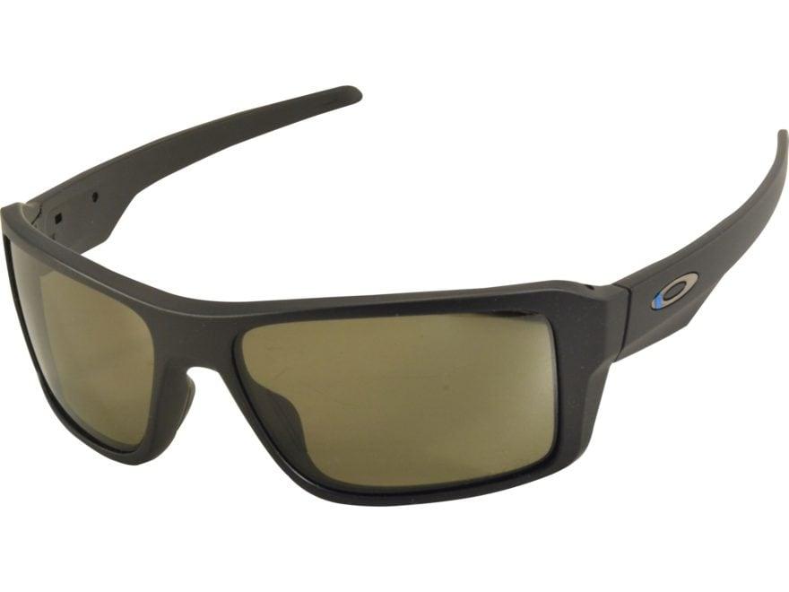 Oakley SI Double EDGE Thin Blue Line Sunglasses Black Frame/Prizm Gray Lens