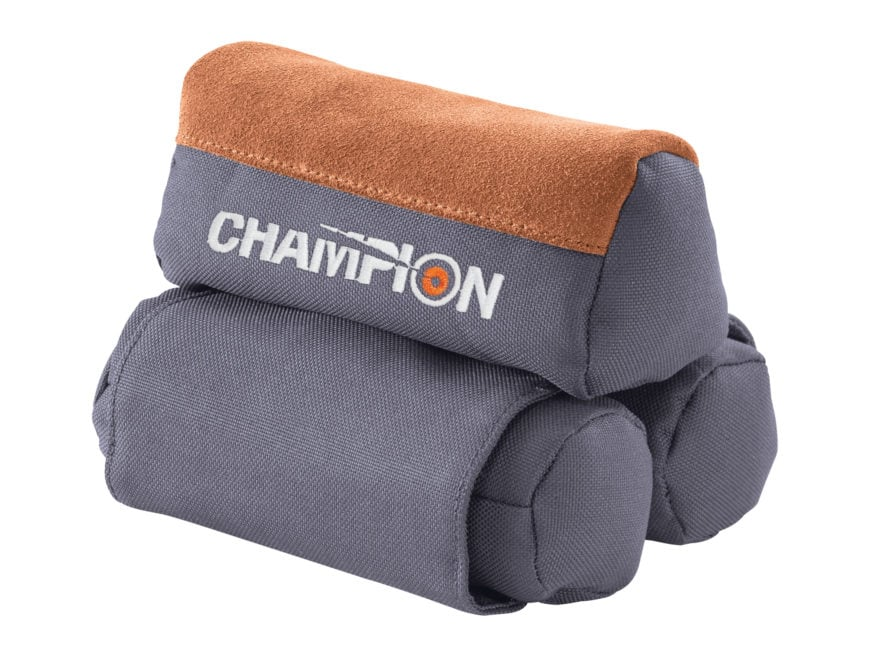 Champion Monkey Precision Steady Bag Filled Nylon and Leather Gray Filled