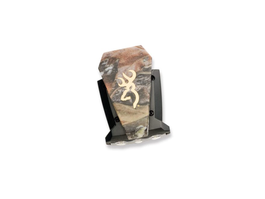 Browning Night Seeker RGB Cap Light LED with 2 CR2032 Batteries Polymer Camo/Black