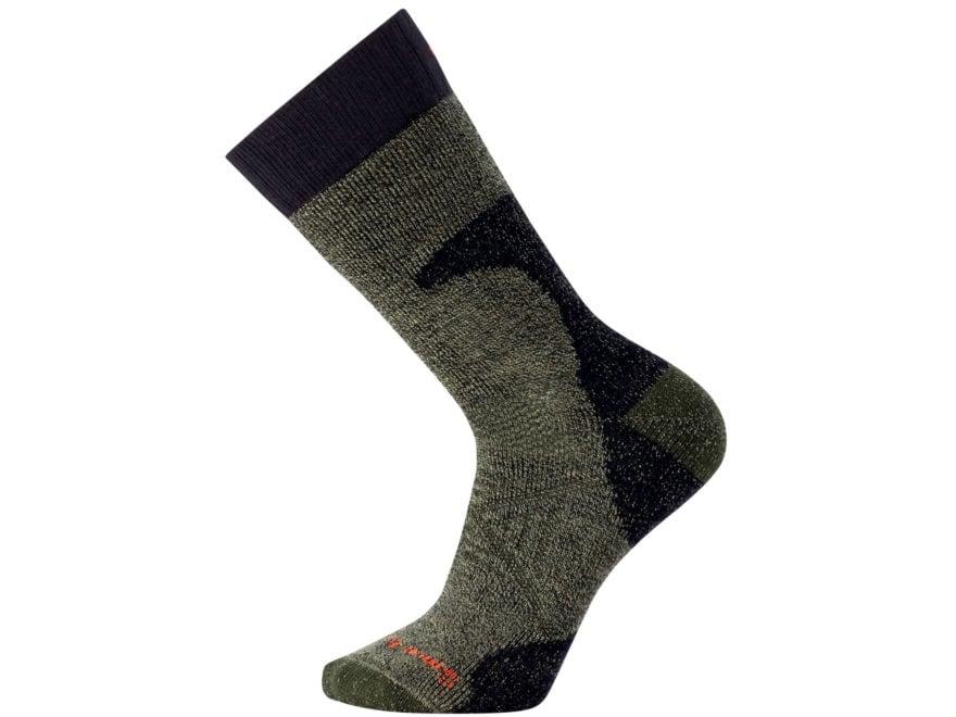 Smartwool Men's PhD Hunt Heavy Crew Socks Merino Wool/Nylon