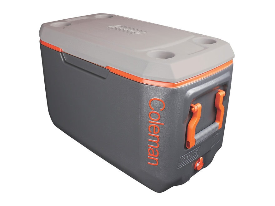 Coleman Xtreme 5 70 Qt Cooler Polymer Gray