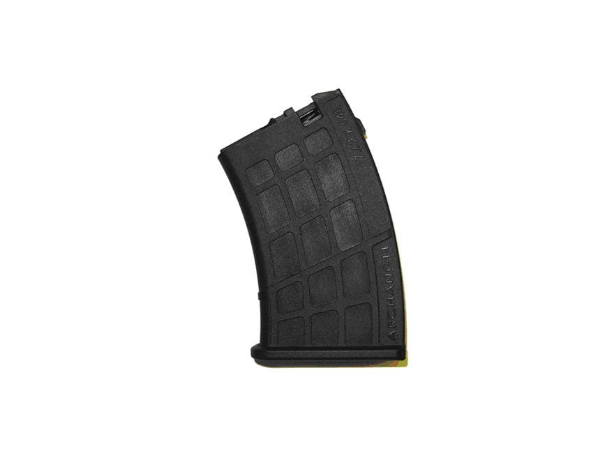 Archangel Magazine OPFOR Mosin-Nagant Stock Polymer Black