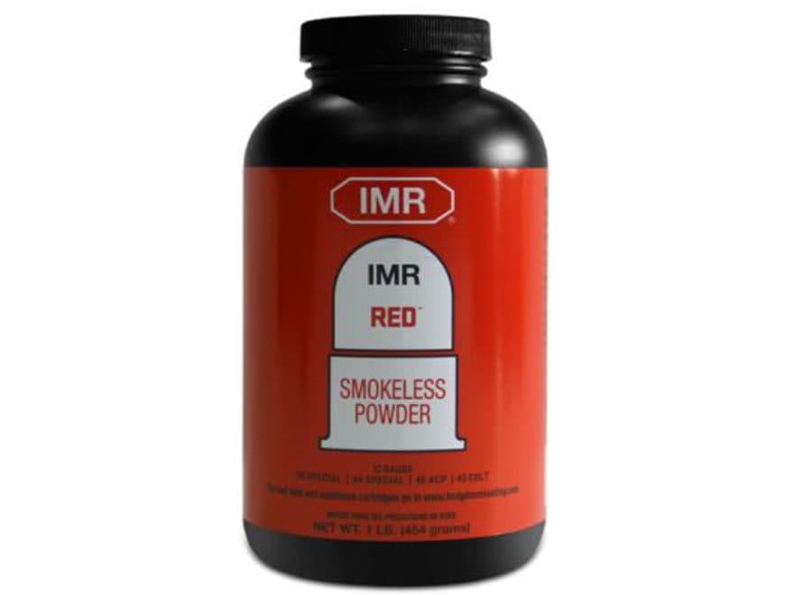 IMR Red Smokeless Gun Powder