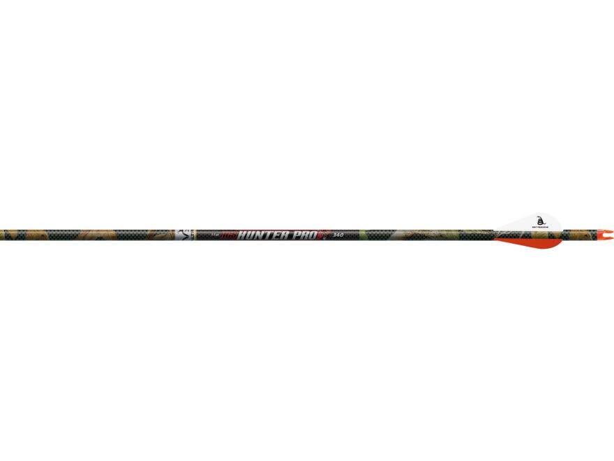 """Beman ICS Hunter Realtree Carbon Arrow 2"""" XPV Vanes Pack of 6 Realtree Camo"""