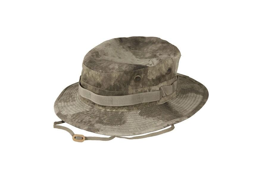 ed9a7ed2af5 Propper Boonie Hat Battle Ripstop A-TACS AU Size 7-1 2