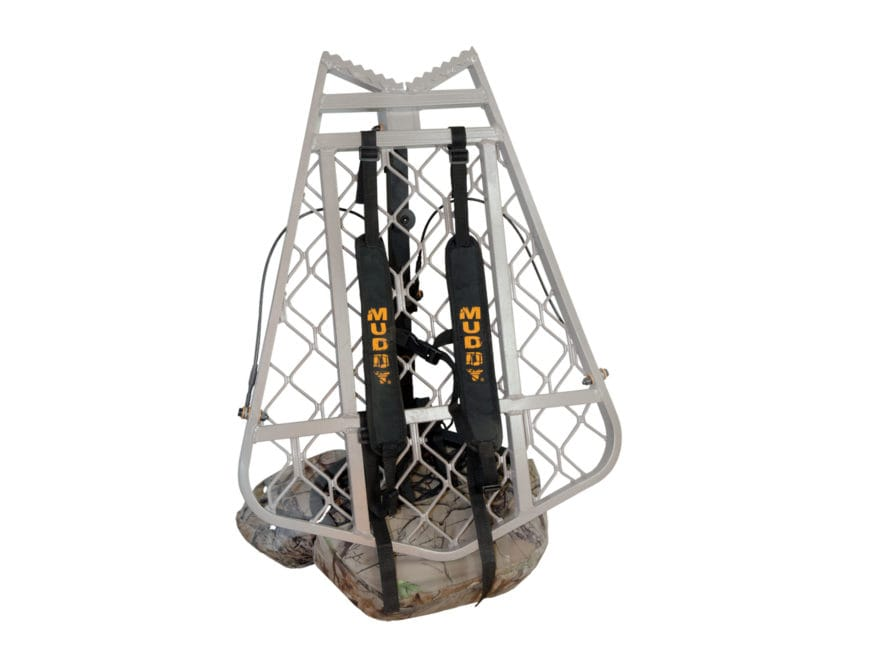 Muddy Outdoors Treestand Backpack Straps Black
