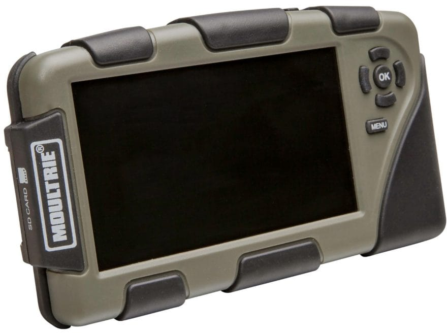 """Moultrie 4.3"""" Picture and Video Viewer Card Reader"""