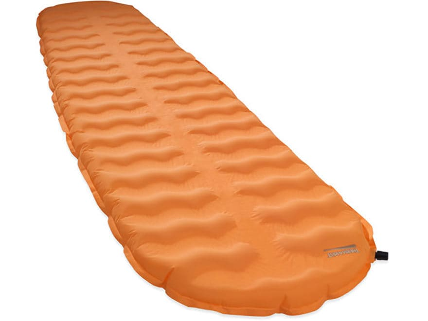 Therm-A-Rest Evolite Sleeping Pad Long Length Polyester Pumpkin