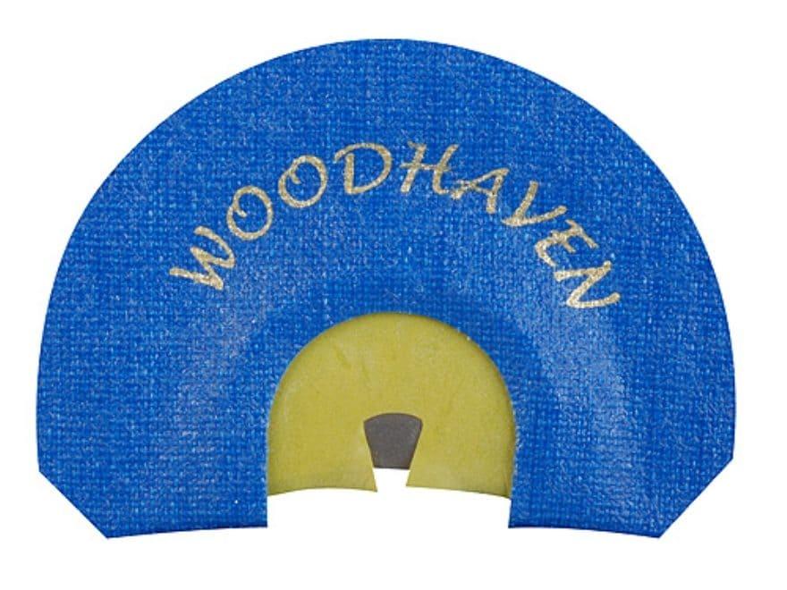 Woodhaven Blue Demon Diaphragm Turkey Call