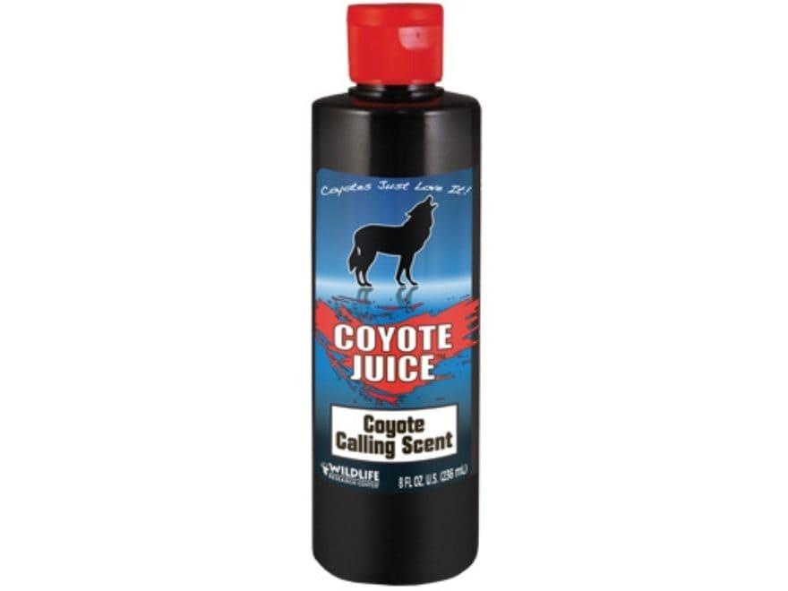 Wildlife Research Coyote Juice Predator Attractant Liquid 8 oz