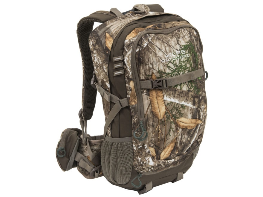 ALPS Outdoorz Huntress Women's Backpack Realtree Xtra Camo