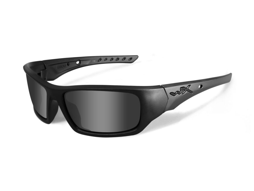 a9b39d9f70 Wiley X Black Ops WX Arrow Sunglasses Matte Black Frame - MPN  CCARR01