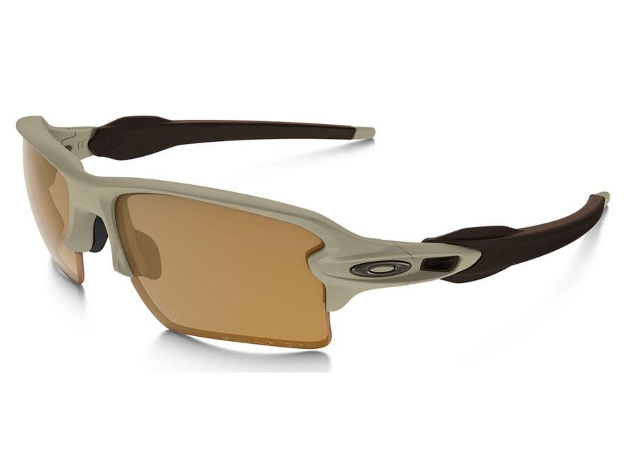 30dfa8a80a9c3 Oakley SI Flak 2.0 XL Polarized Sunglasses Matte Black Frame Prizm
