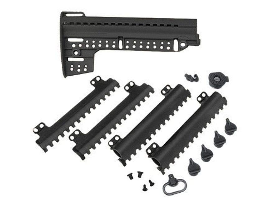 Vltor Clubfoot Rifle Modstock A2 Length Mil-Spec Diameter Adjustable Stock AR-15, LR-30...