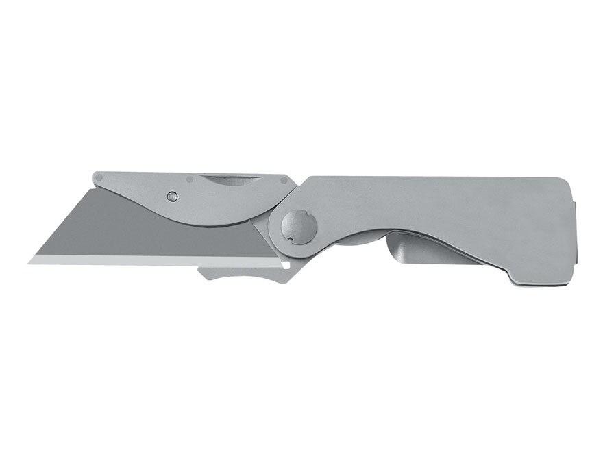 "Gerber EAB Pocket Utility Knife 1.5"" Utility Blade Stainless Steel Handle"