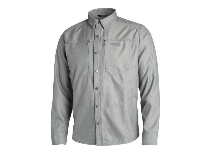 Sitka Gear Men's Highland Overshirt Polyester