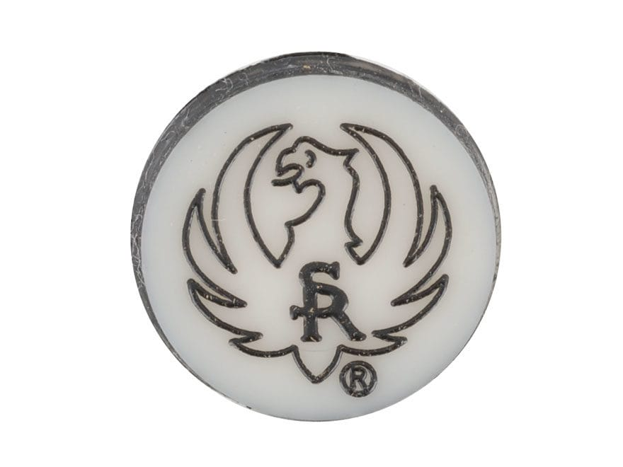 03ffada216258 Ruger Pistol Grip Cap Medallion Ruger 10 22 International Synthetic