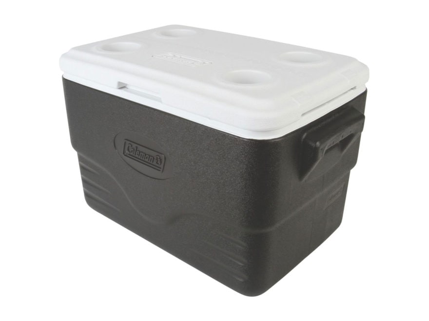 Coleman Performance 36 Qt Polymer Cooler Black