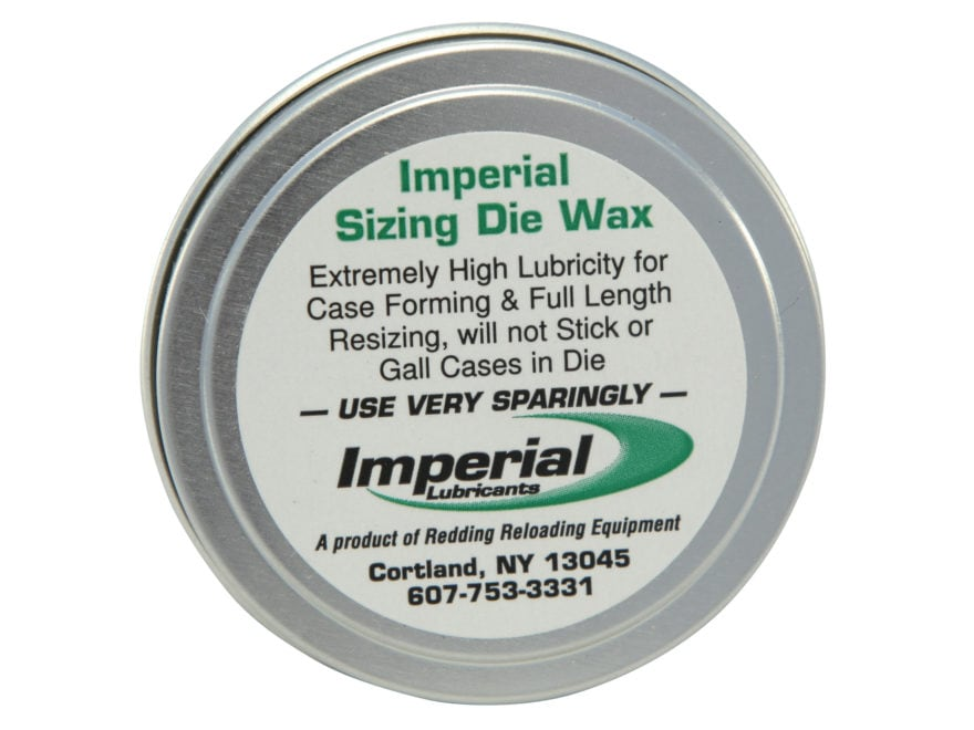 Imperial Case Sizing Wax