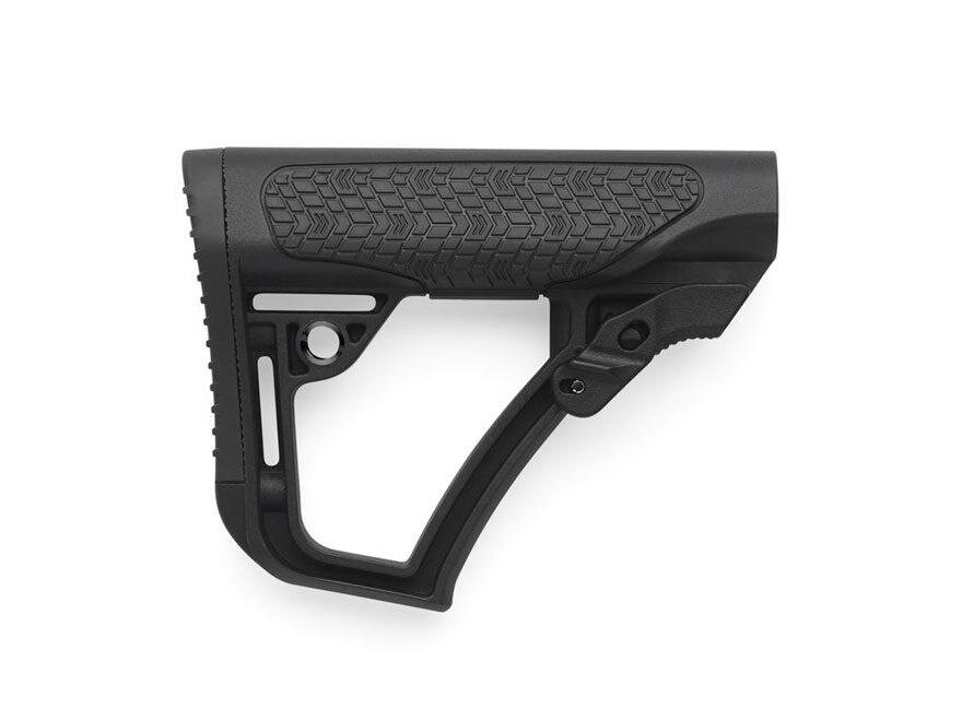 Daniel Defense Stock Collapsible Mil-Spec Diameter AR-15, LR-308 Carbine Polymer