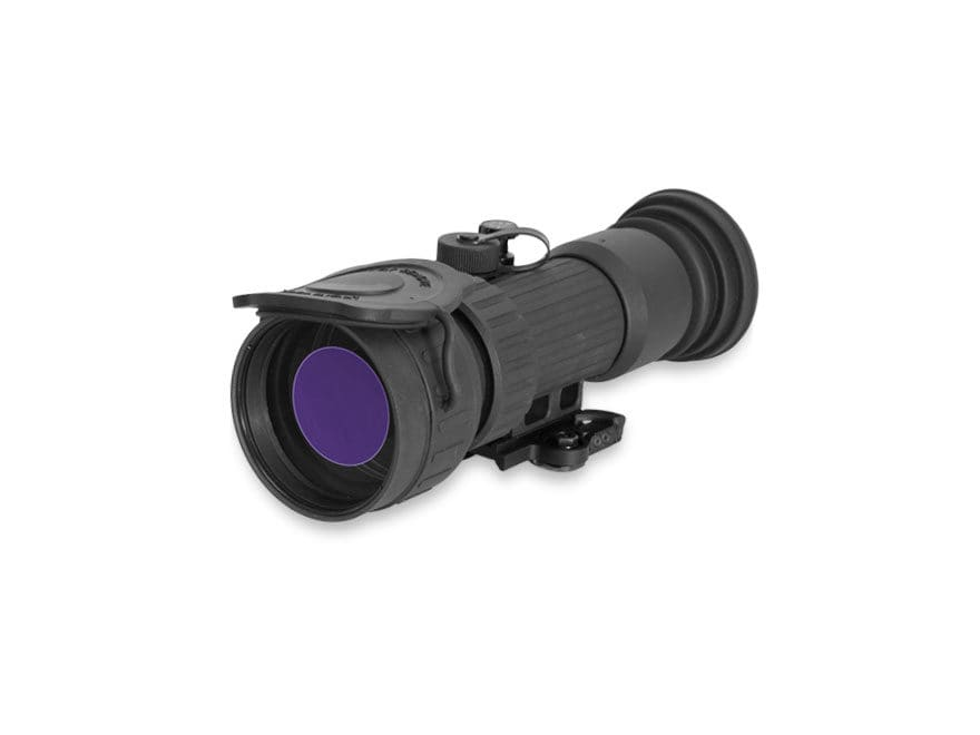 ATN PS28-WPT Generation Night Vision Front Mounted Daytime Rifle Scope System with Inte...