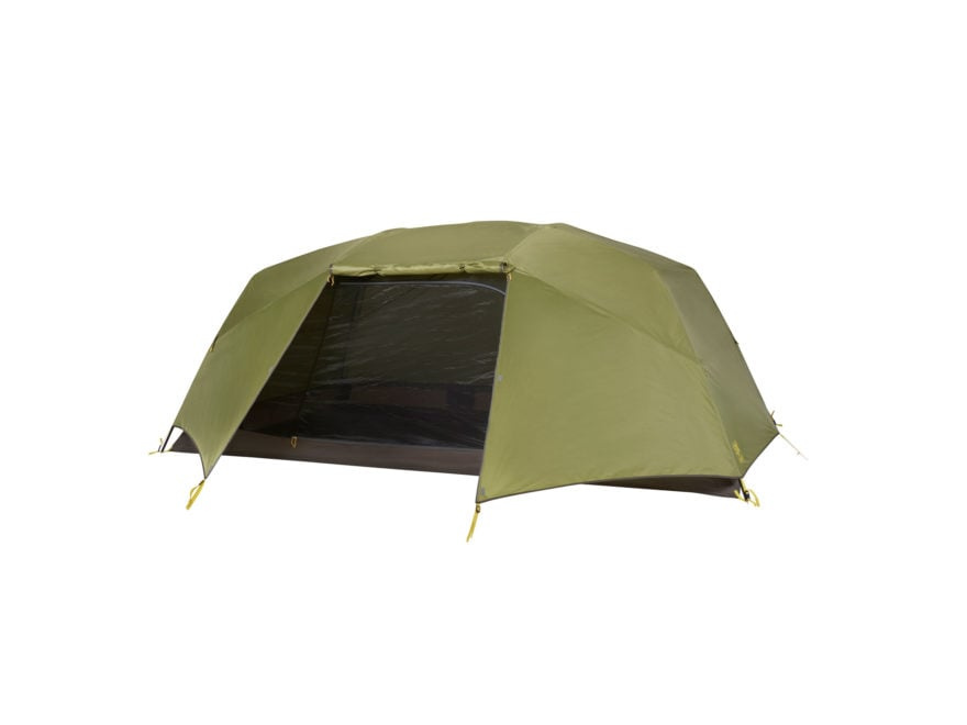 "Slumberjack Roughhouse 6 Person Cabin Tent 91"" x 149"" x 61"" Polyester Green"