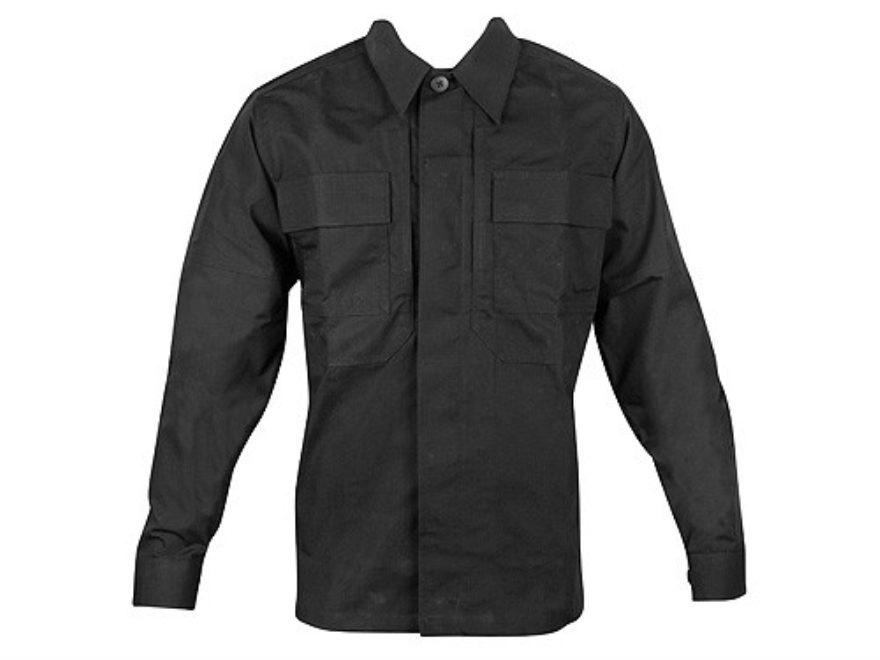 5.11 TDU Shirt Long Sleeve Ripstop Cotton Polyester Blend