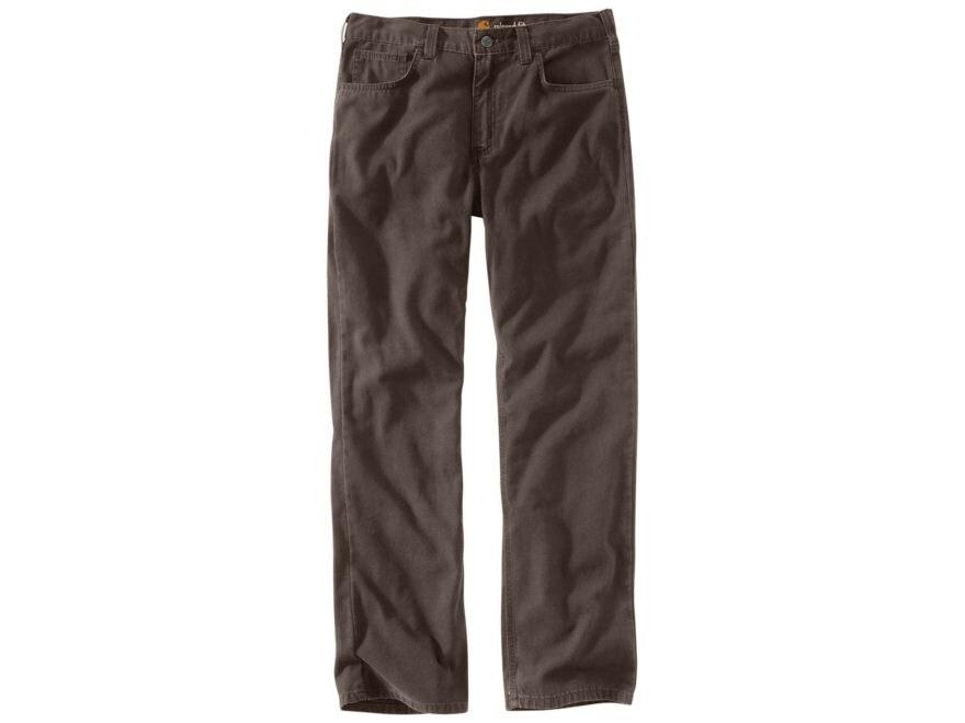 Carhartt Men's Rugged Flex Rigby Five Pocket Jeans Cotton/Spandex
