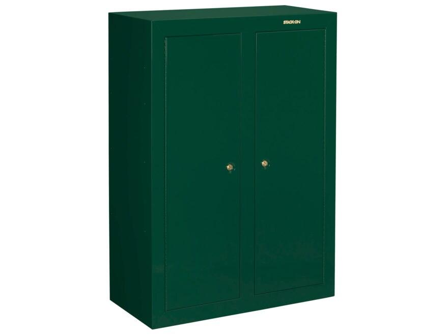 Stack-On Convertible Double-Door Steel Security 16 to 31 ...