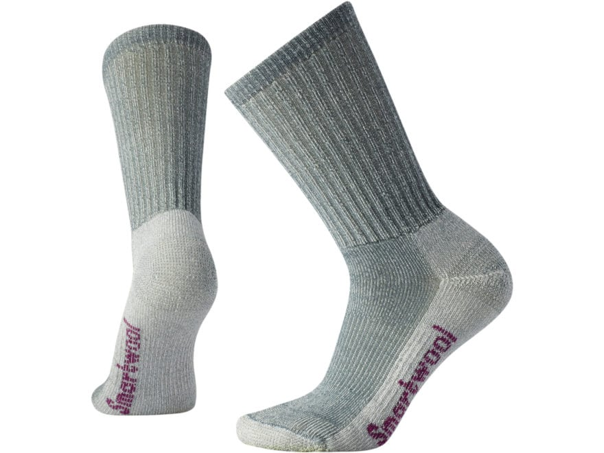 Smartwool Women's Hike Light Crew Socks Merino Wool/Nylon