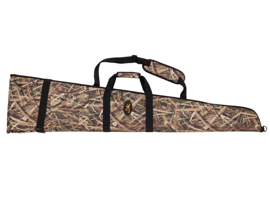"""Browning Two Gun Floating Shotgun Case 52"""" Mossy Oak Grass Blades"""