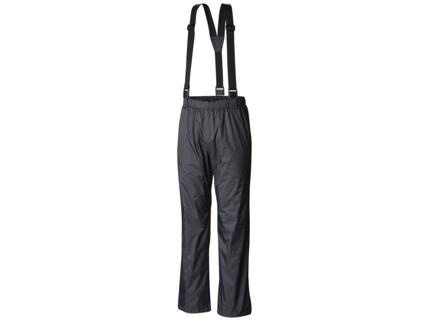 Columbia Men's PFG Storm Waterproof Bib Pants Nylon
