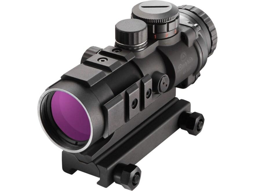 Burris AR-332 3x 32mm Prism Sight Ballistic CQ Reticle Matte