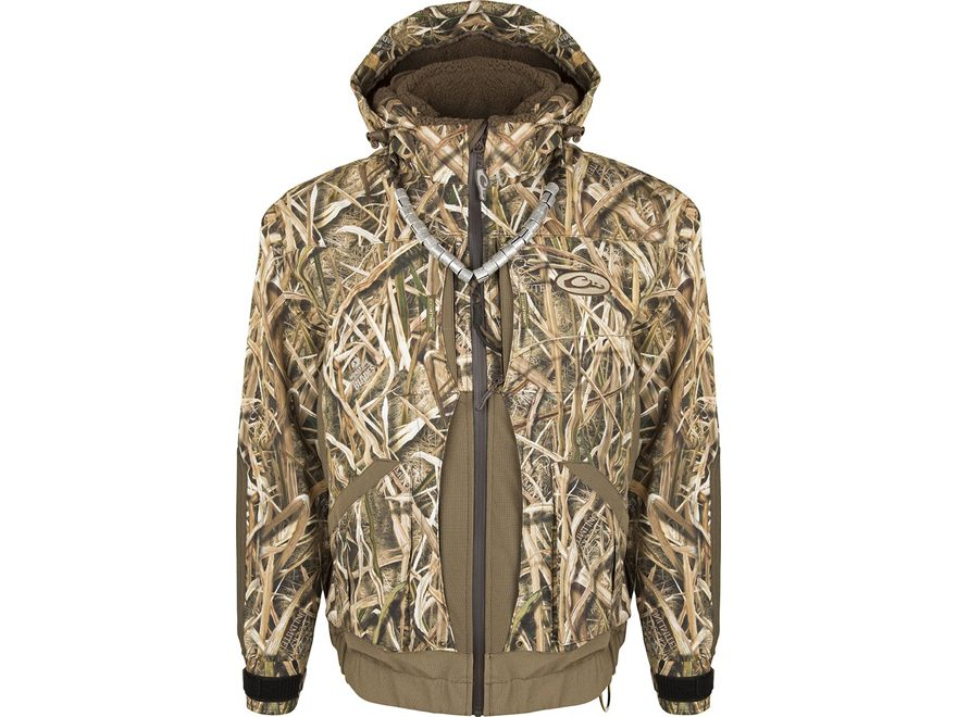 Drake Men's Guardian Elite Boat & Blind Waterproof Insulated Jacket Polyester