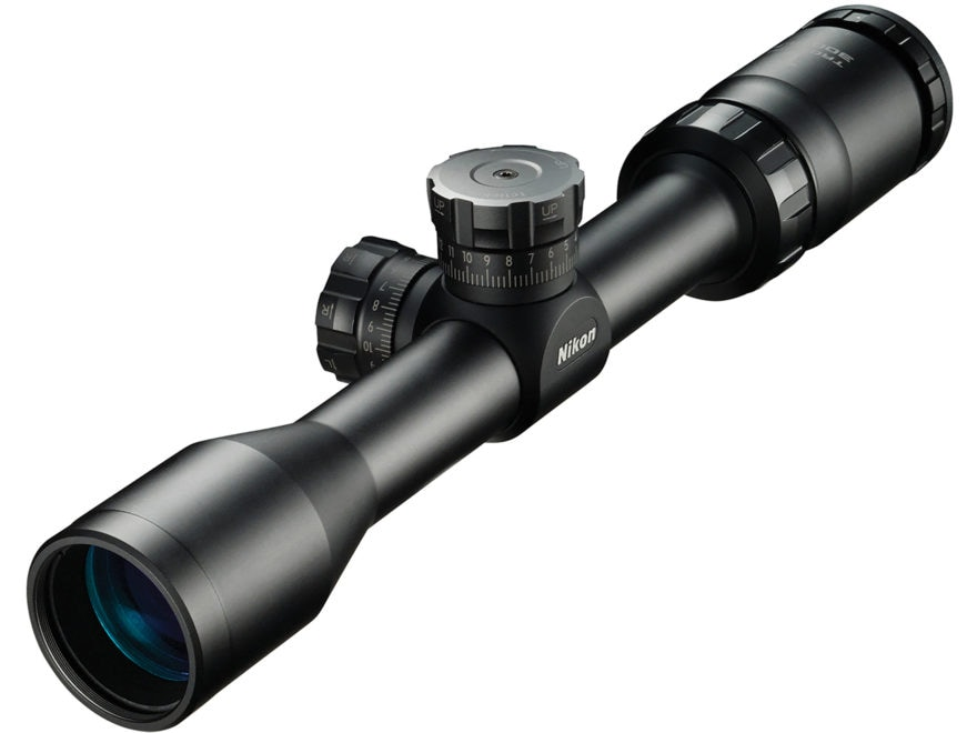 Nikon P-Tactical 300 BLK Rifle Scope 2-7x 32 BDC Super-Sub Reticle Matte