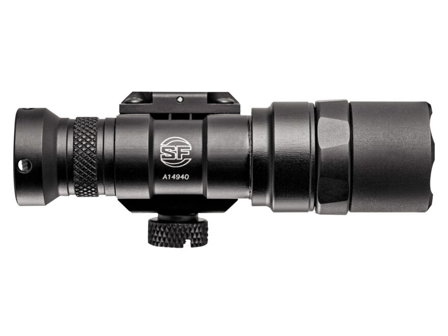 Surefire M300 Mini Scout Light Weaponlight LED with 1 CR123A Battery Aluminum